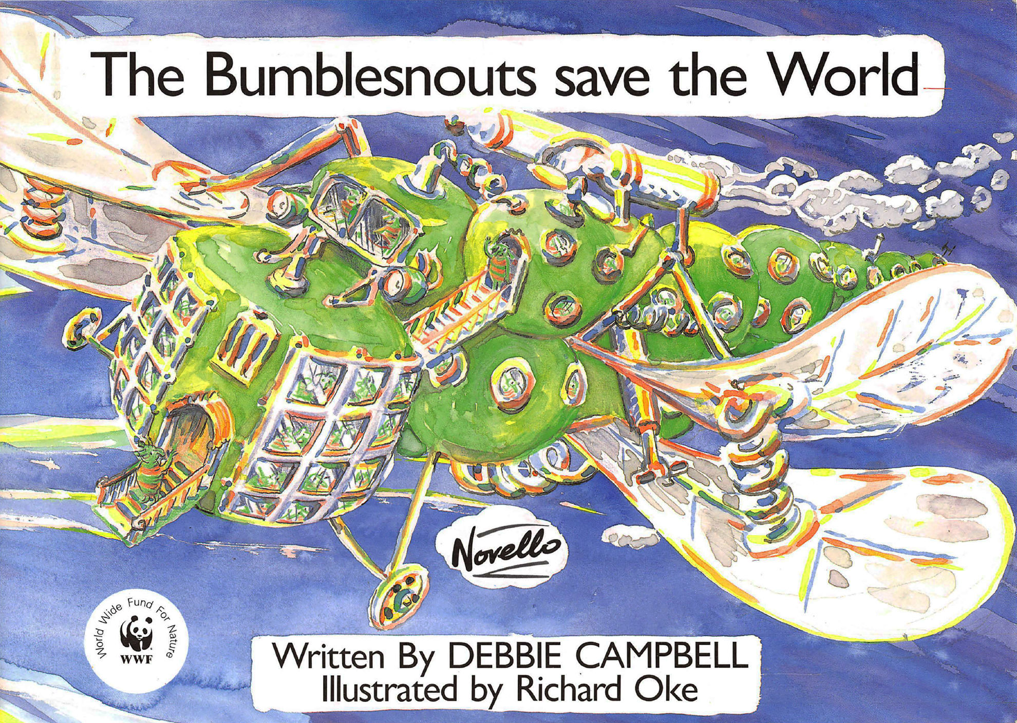 The Bumblesnouts Save The World