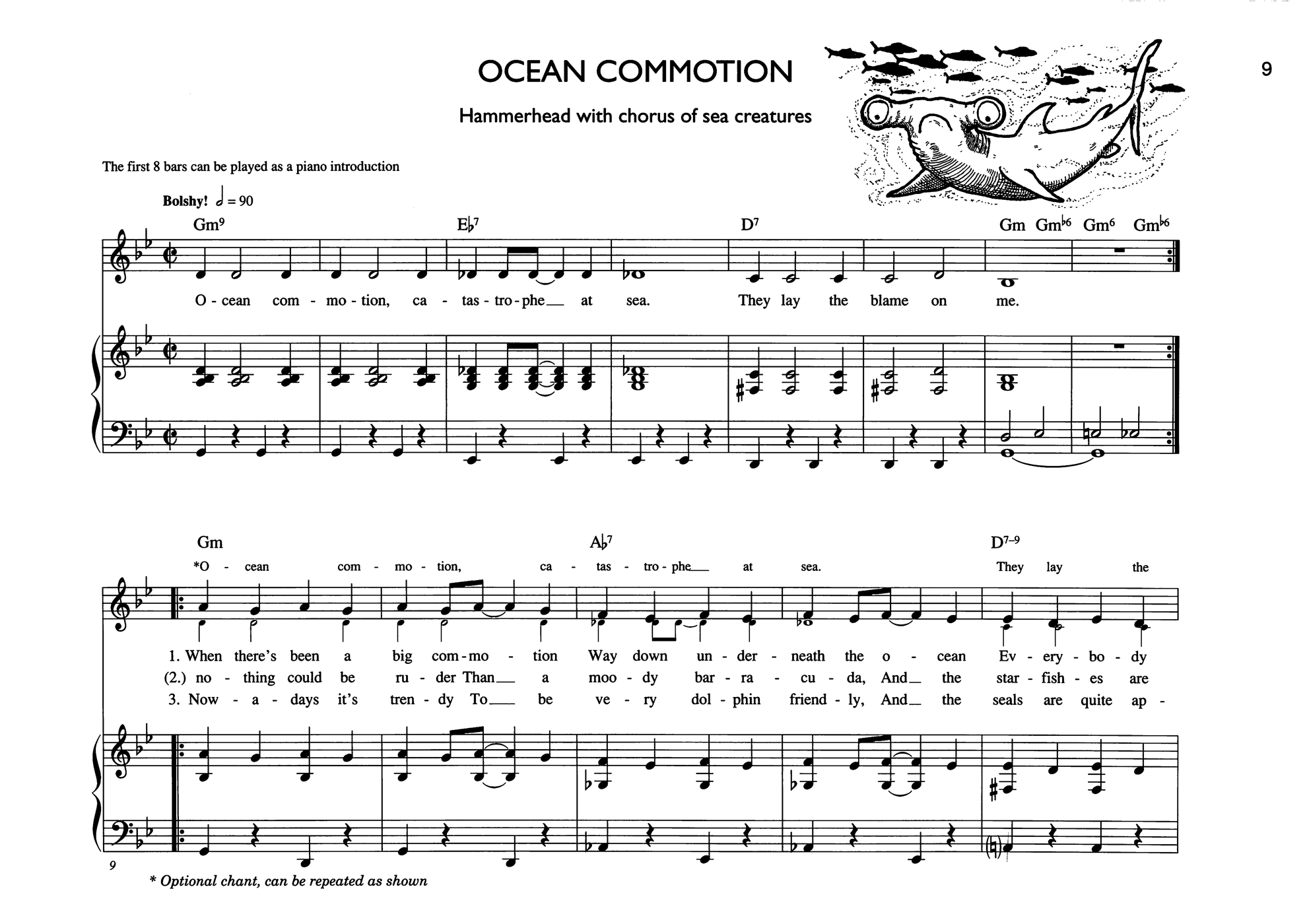 Ocean Commotion_Score_Sample