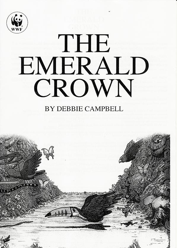 The Emerald Crown_Script