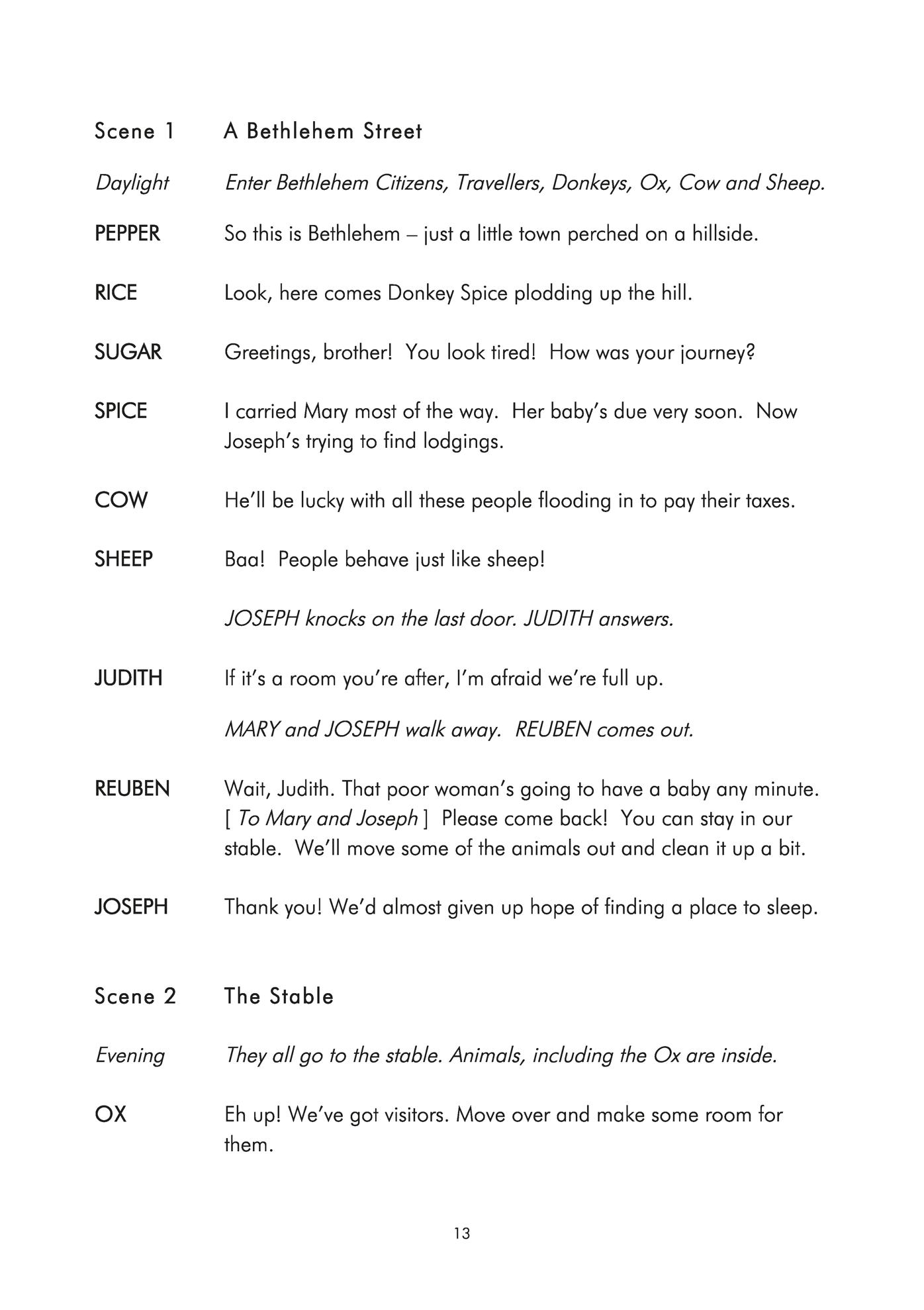 The Mystic Nativity_Script_Sample