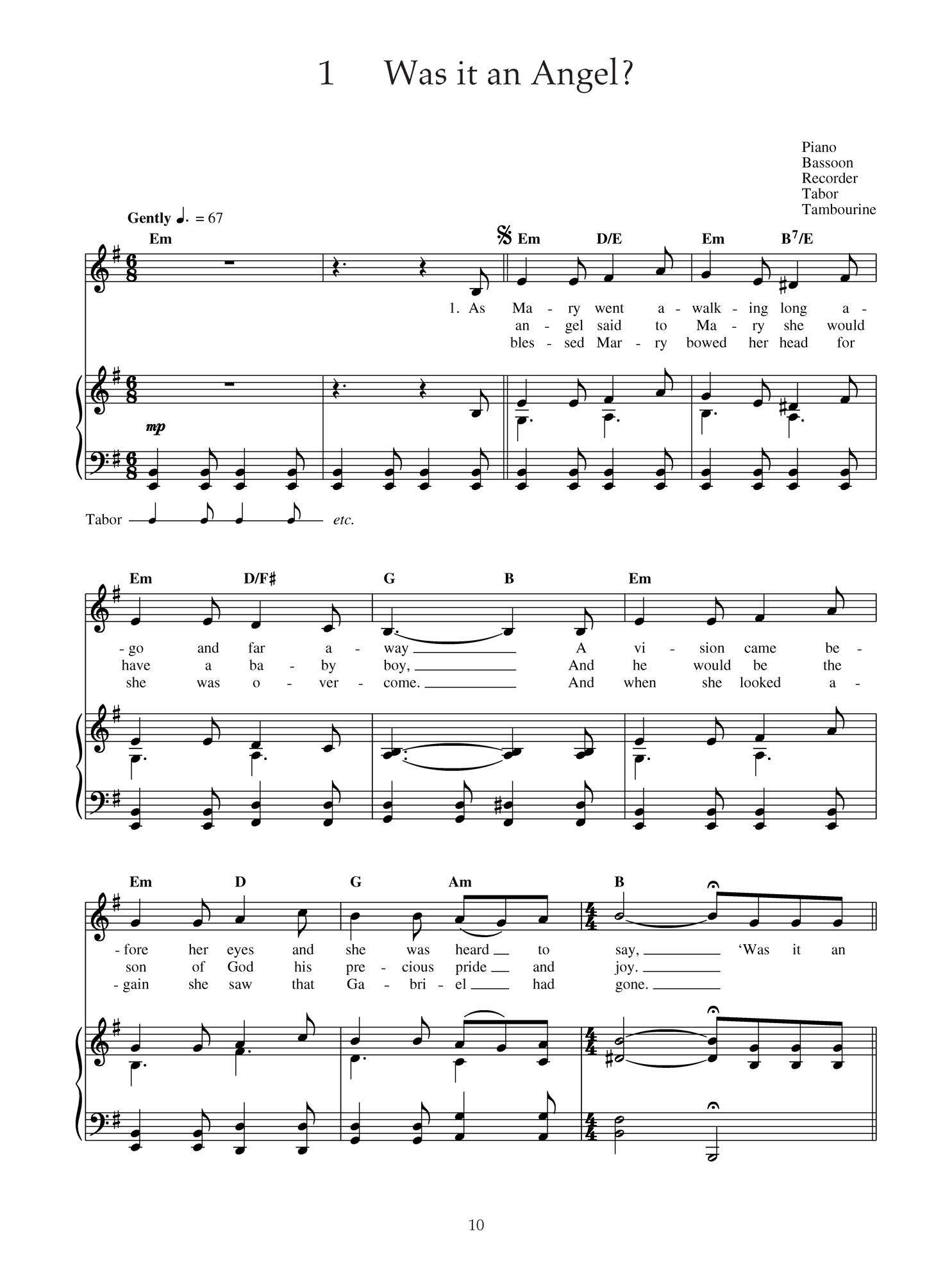 The Mystic Nativity_Score_Sample