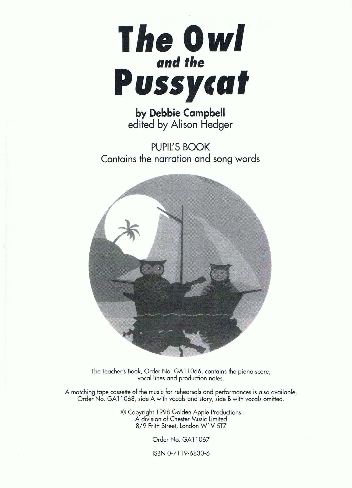 The Owl & the Pussycat_Script