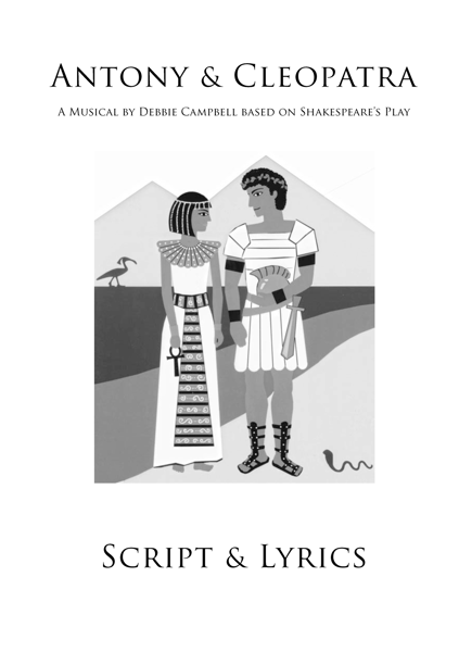 Picture of Antony & Cleopatra Scripts Pack