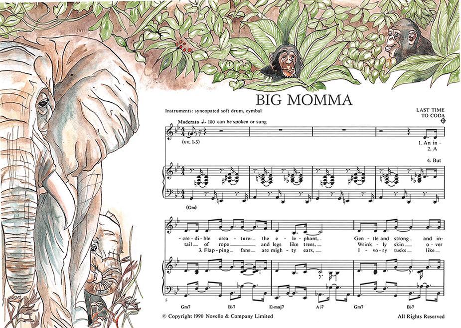 Big Momma_Score_Sample