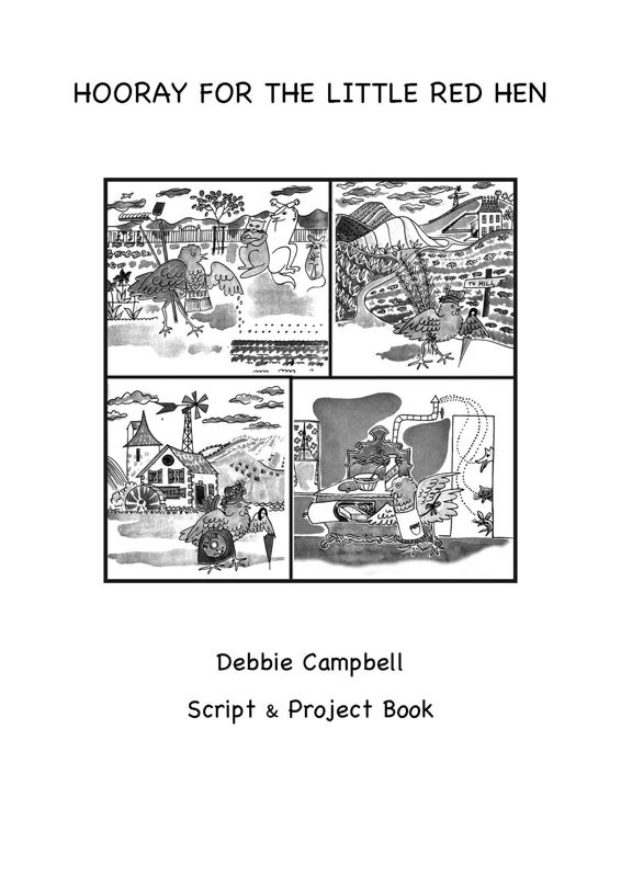 Picture of Hooray for the Little Red Hen Scripts Pack