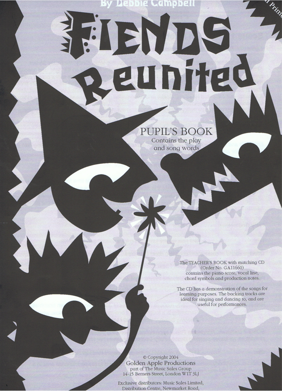 Picture of Fiends Reunited Scripts Pack