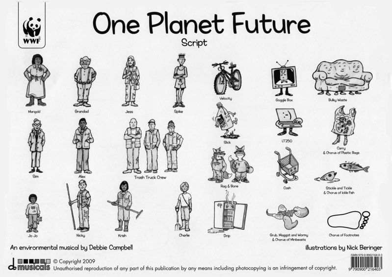 Picture of One Planet Future Scripts Pack