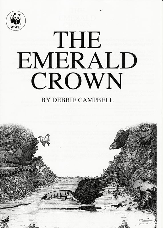 Picture of The Emerald Crown Scripts Pack