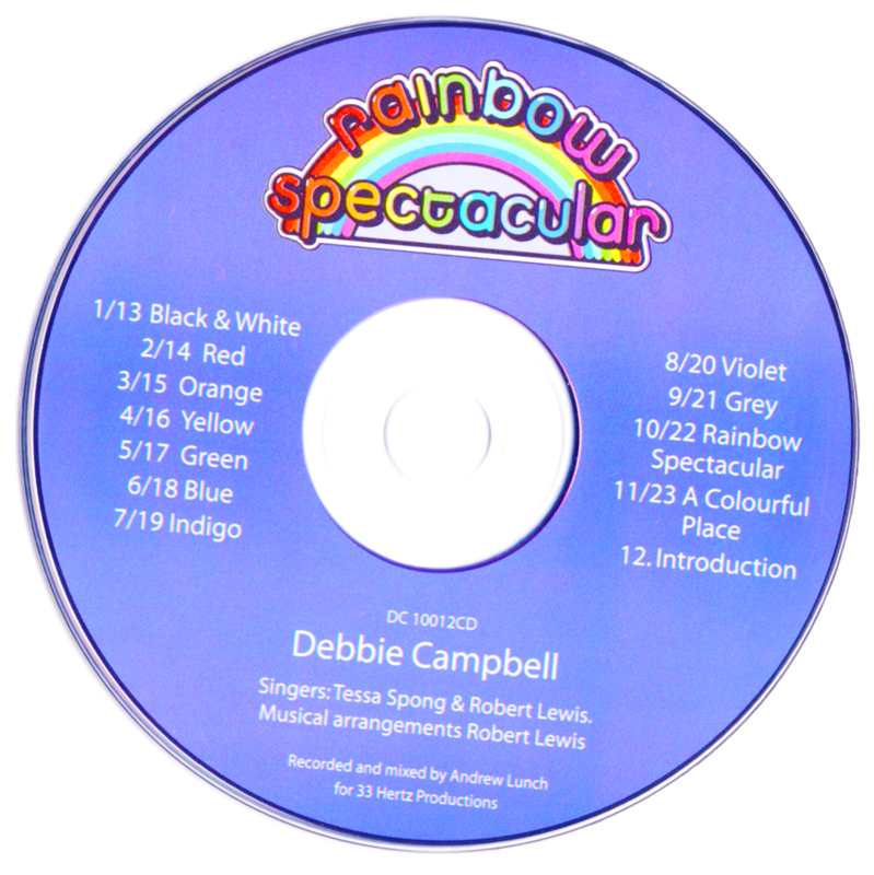 Picture of Rainbow Spectacular CD Pack