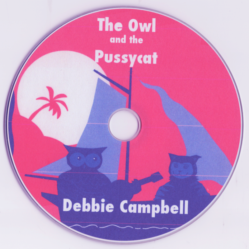 Picture of The Owl and the Pussycat CD Pack