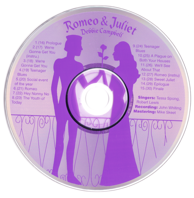 Picture of Romeo & Juliet CD Pack