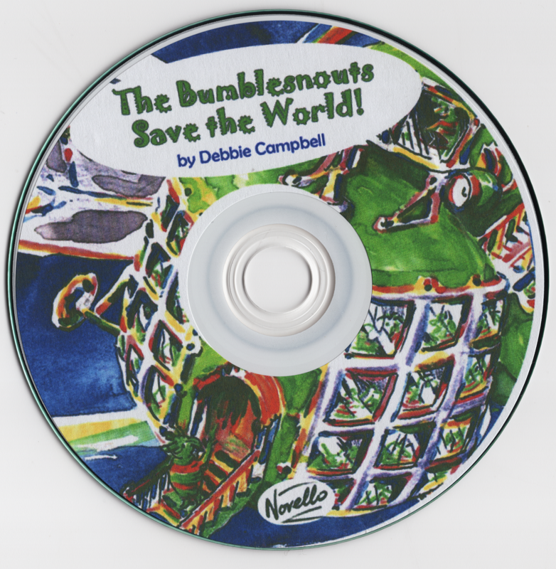 Picture of The Bumblesnouts Save the World CD Pack