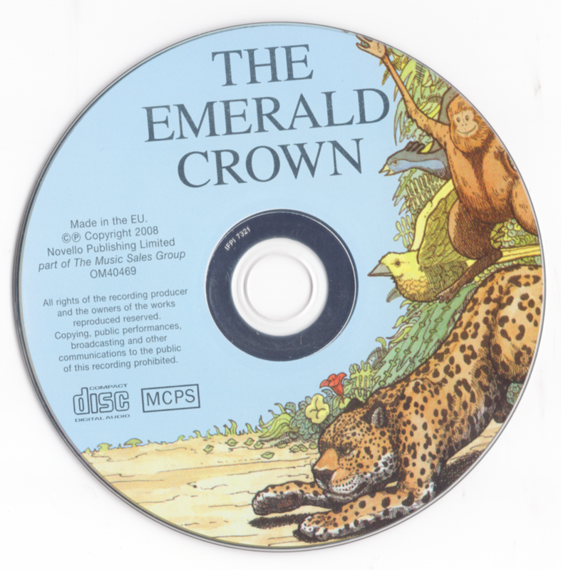 Picture of The Emerald Crown CD Pack