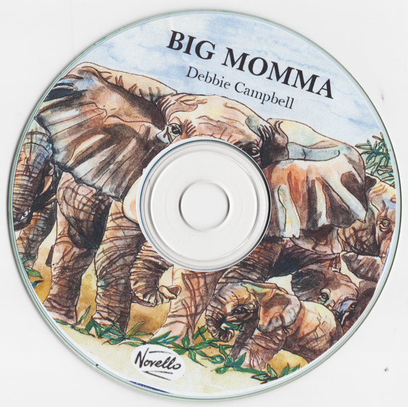 Picture of Big Momma CD Pack