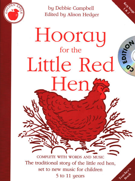 Hooray for the Little Red Hen