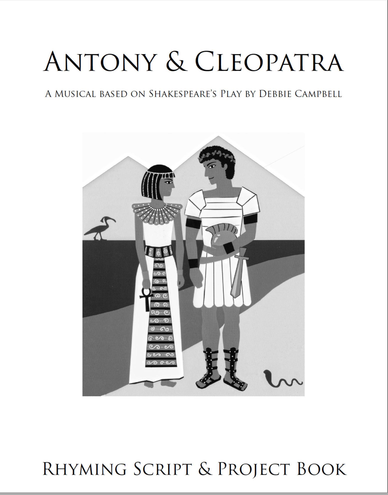 Antony & Cleopatra_Script_Modern_Rhyming_Text