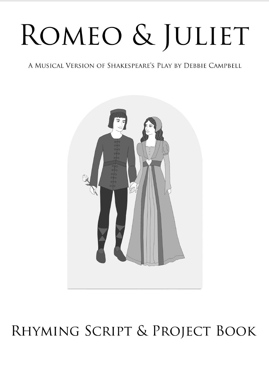 Romeo & Juliet_Script_Modern_Rhyming_Text
