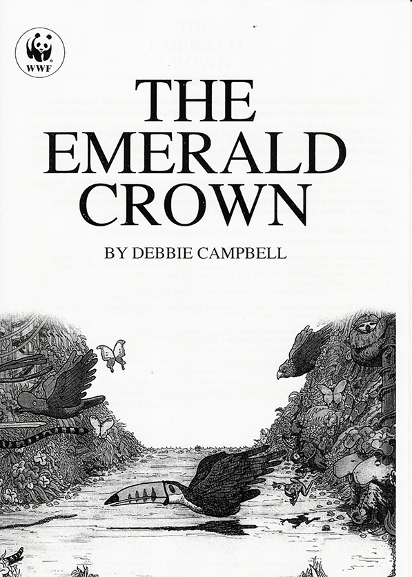 The Emerald Crown_Script