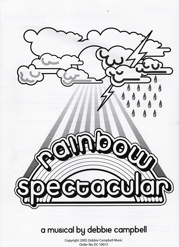 Picture of Rainbow Spectacular Scripts Pack