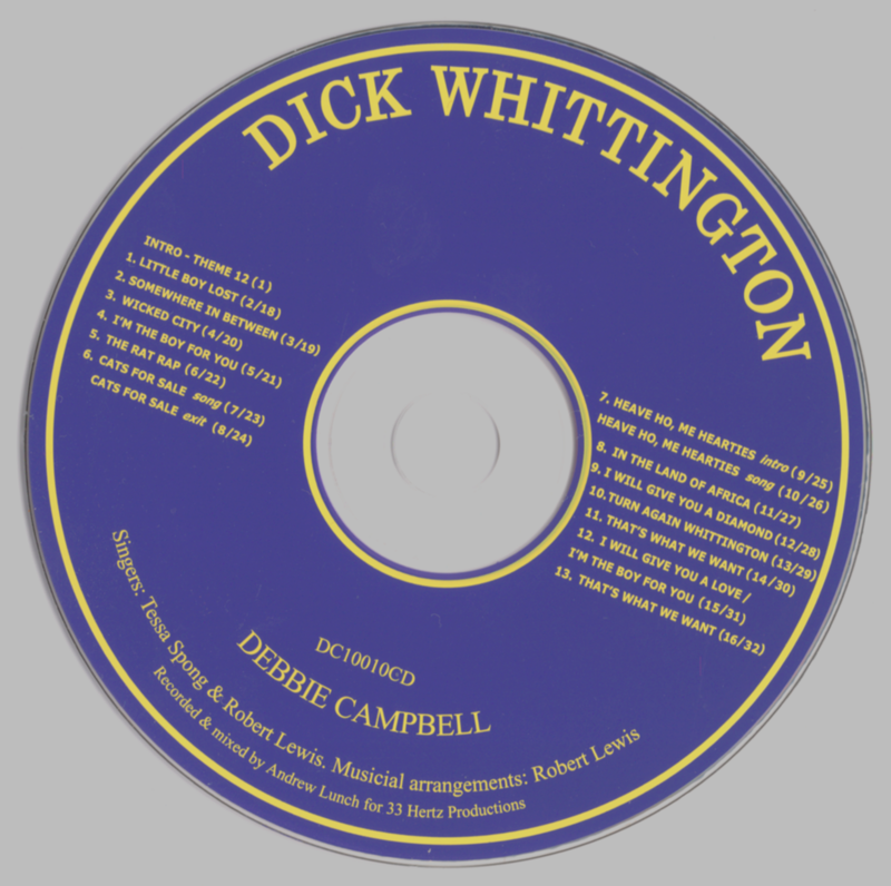 Picture of Dick Whittington CD Pack