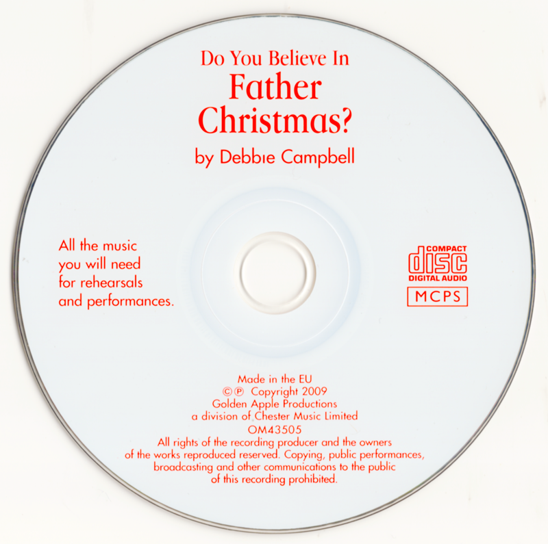 Picture of Do You Believe in Father Christmas? CD Pack