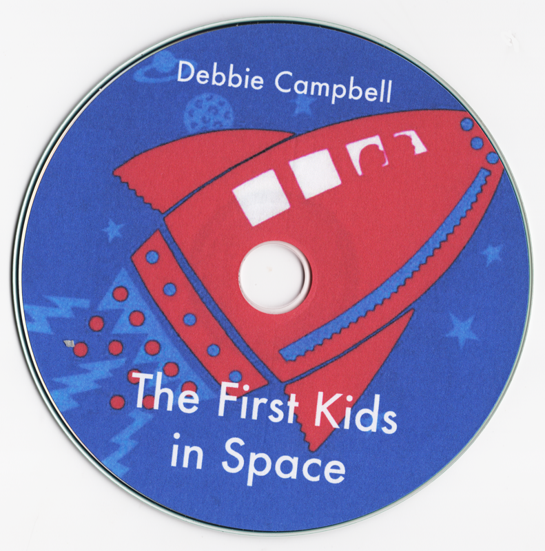 Picture of The First Kids in Space CD Pack