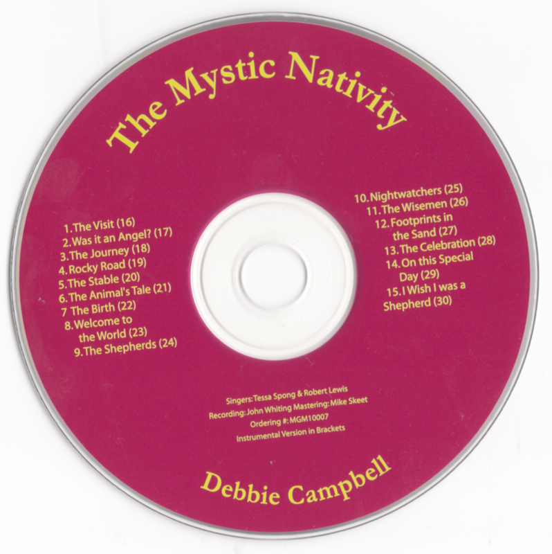 Picture of The Mystic Nativity CD Pack