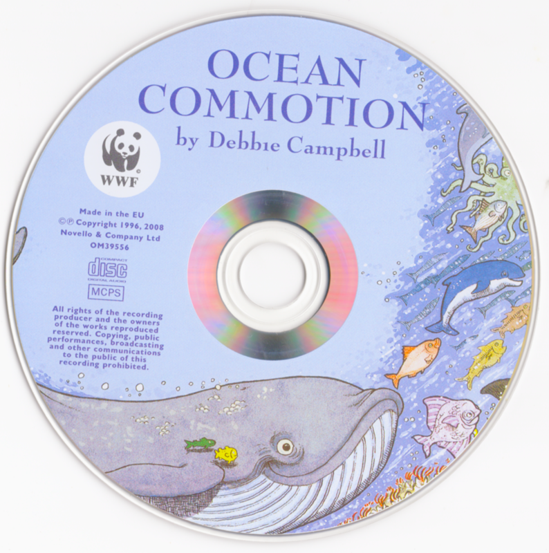 Picture of Ocean Commotion CD Pack